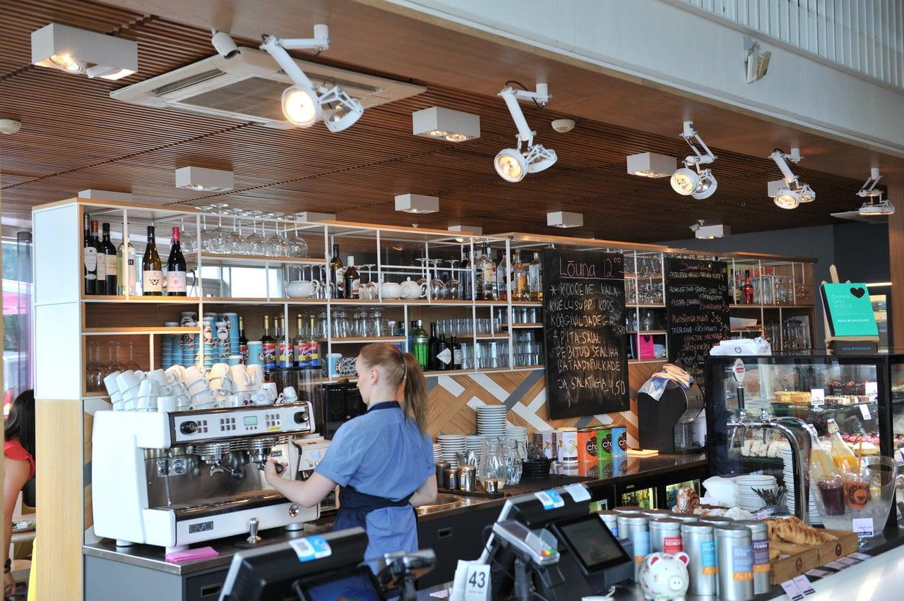 Reval Cafe Rävala, Tallinn